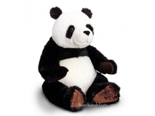 Peluche Panda assis - Taille 30cm