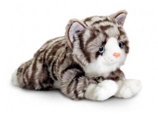 Peluche de chat, Jade, taille 30cm
