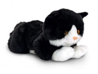 Peluche de chat, Smudge, taille 30cm