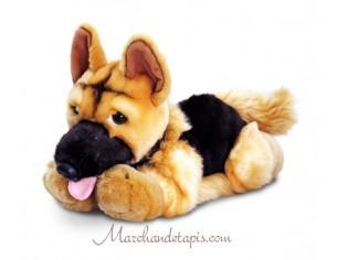Peluche de chien Berger Allemand, 35cm