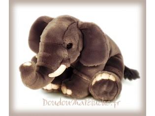 Peluche Eléphant 45cm