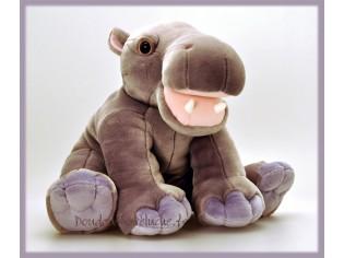 Peluche Hippopotame 55cm