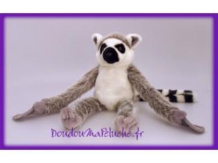 Peluche Lemurien 80cm