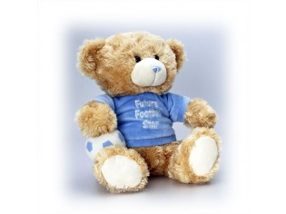 Peluche Ours Football