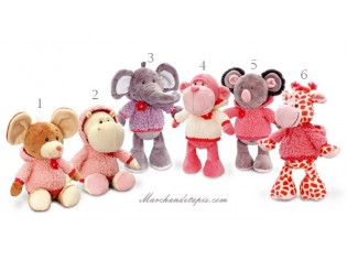 Peluche Sugar Coated N°4 - Taille 25cm