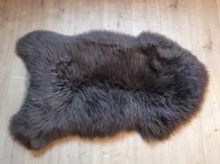 Peau de mouton. Ash - Gris cendre - 100-110cm