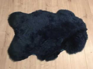 Peau de mouton. NavyBlue - 100-110cm