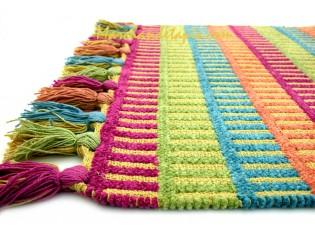 Tapis Bain Gipsy multicolor5 60cm x 90cm