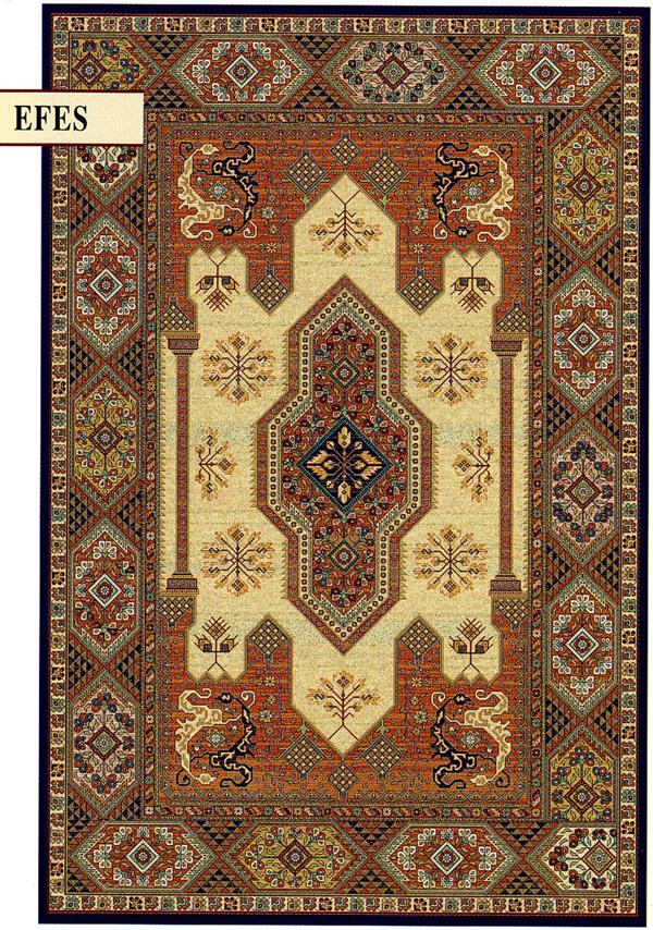 Tapis Mcanique De Turquie Efes 160cm X 230cm Marchand De Tapis