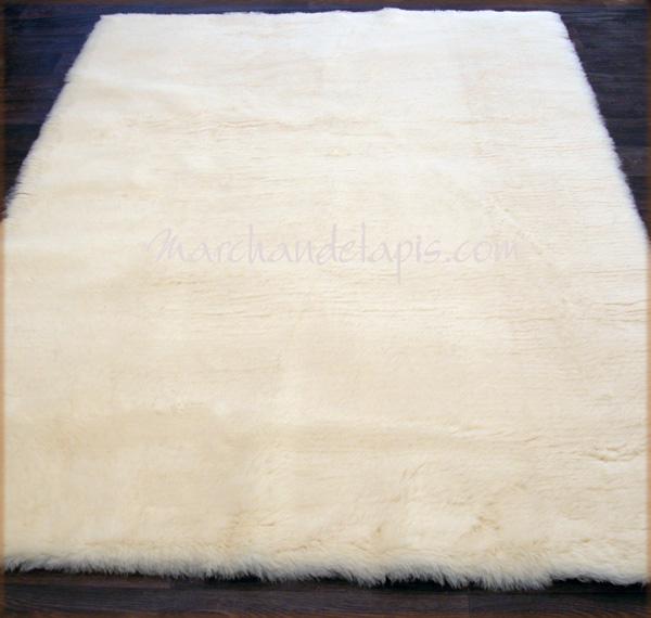tapis pure laine vierge 70cmx150cm naturel le confort et la chaleur de la laine marchand de tapis. Black Bedroom Furniture Sets. Home Design Ideas