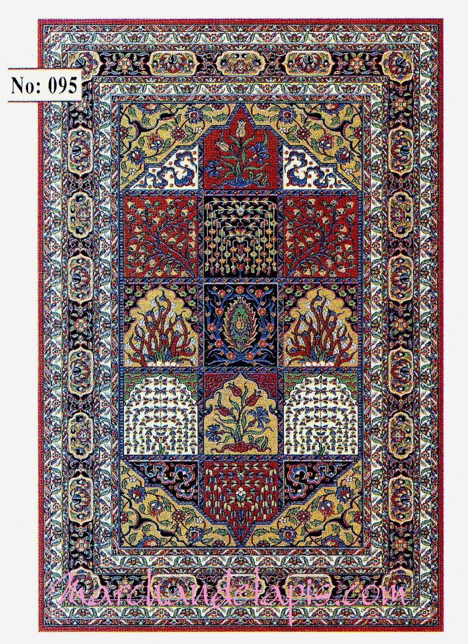 tapis turquie 095 rt 150cm x 230cm marchand de tapis. Black Bedroom Furniture Sets. Home Design Ideas