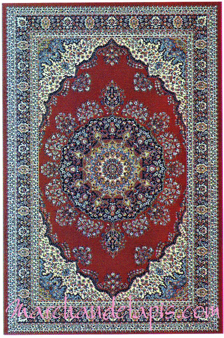 tapis turquie 633b 200cm x 290cm - Tapis Turc
