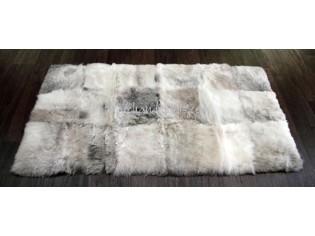 Tapis peau de mouton MixMix Mélange 60cmx120cm
