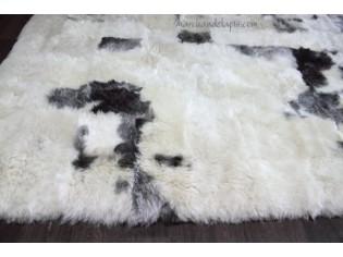 Tapis peau de mouton MixMix Taches 160cmx220cm