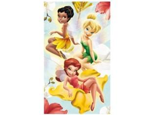 Tapis enfant Disney Fée clochette 2, 100x170cm