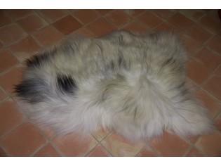 Peau de mouton Islande - Couleur naturelle - 120/130cm - 0421-21