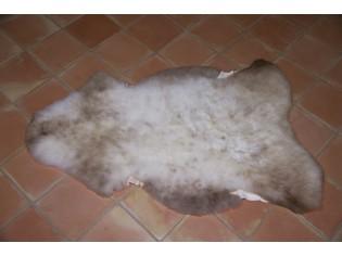 Peau de mouton UK - Couleur naturelle - 110/120cm - 0421-31