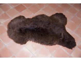 Peau de mouton UK - Couleur naturelle - 110/120cm - 0421-36