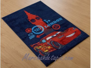 Tapis enfant Disney Cars, 100x150cm