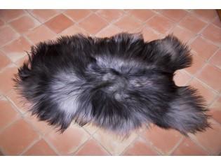 Peau de mouton Gris naturel Ref: IS-GN-1112-16