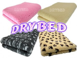 Tapis Drybed® PREMIUM 40cm x 95cm Cerise