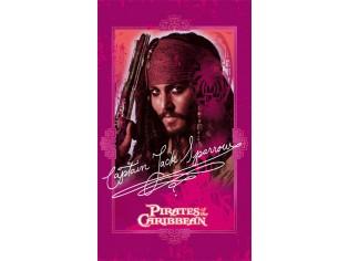 Tapis enfant Disney Pirates des Caraïbes, 100x170cm