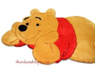 Tapis enfant Disney, Winnie couché