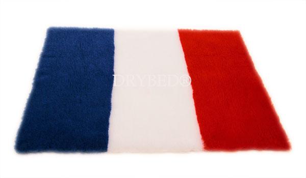 Tapis Chien Antiderapant Drybed Antiderapant Drapeau Francais