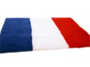 Tapis chien Drybed® antidérapant DRAPEAU FRANÇAIS