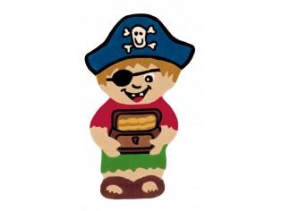 Tapis enfant pirate