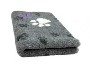 Tapis chien Drybed® antidérapant KAKI MAGNOLIA GROSSES PATTES
