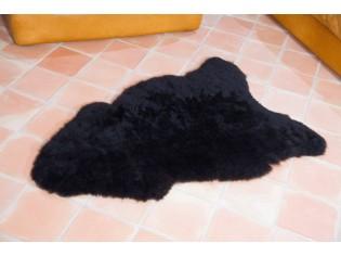 Peau de mouton Islande Poils courts Noir Marron - 1112-0004