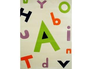 Tapis enfant IVI, Alphabet