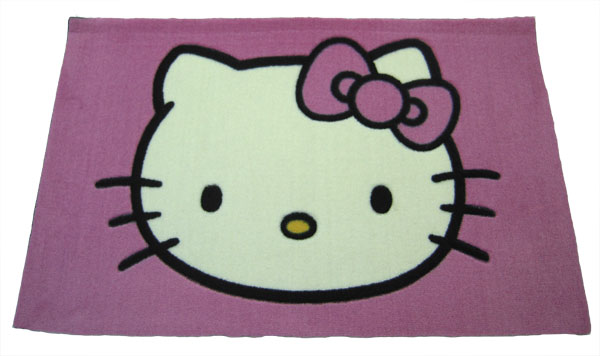 Tapis enfant violet excellent conforama tapis x cm miki - Maison de jardin hello kitty asnieres sur seine ...