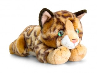 Peluche Chat Bengal