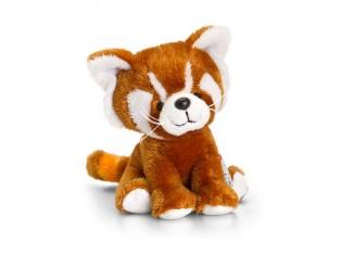 Peluche Pippins Panda rouge 14cm
